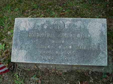 MULFORD, EZEKIEL - Gallia County, Ohio   EZEKIEL MULFORD - Ohio Gravestone Photos