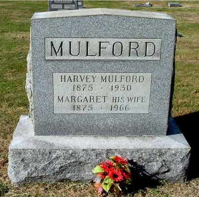 MULFORD, HARVEY WORLEY - Gallia County, Ohio | HARVEY WORLEY MULFORD - Ohio Gravestone Photos