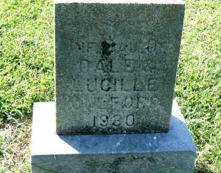 MULFORD, INFANT DAUGHTER - Gallia County, Ohio | INFANT DAUGHTER MULFORD - Ohio Gravestone Photos