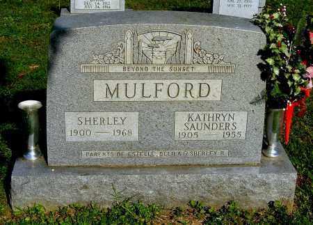 MULFORD, JAMES SHERLEY - Gallia County, Ohio   JAMES SHERLEY MULFORD - Ohio Gravestone Photos