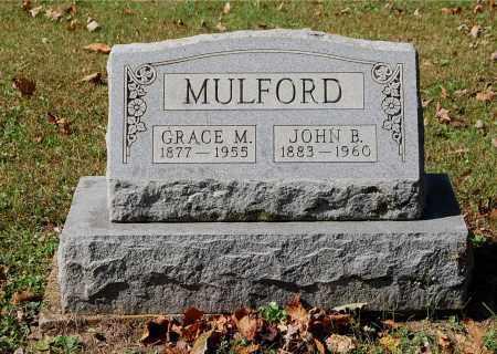 WESTON MULFORD, GRACE M - Gallia County, Ohio | GRACE M WESTON MULFORD - Ohio Gravestone Photos