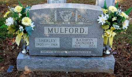 SAUNDERS MULFORD, KATHRYN MARIE - Gallia County, Ohio | KATHRYN MARIE SAUNDERS MULFORD - Ohio Gravestone Photos