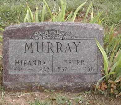 MURRAY, PETER - Gallia County, Ohio | PETER MURRAY - Ohio Gravestone Photos