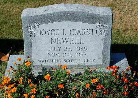 DARST NEWELL, JOYCE I. - Gallia County, Ohio | JOYCE I. DARST NEWELL - Ohio Gravestone Photos