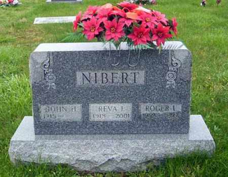NIBERT, JOHN HILL - Gallia County, Ohio | JOHN HILL NIBERT - Ohio Gravestone Photos