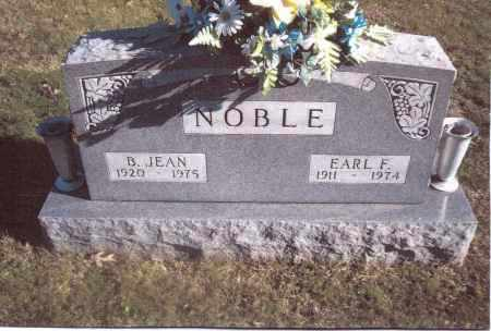 PRICE NOBLE, B. JEAN - Gallia County, Ohio | B. JEAN PRICE NOBLE - Ohio Gravestone Photos