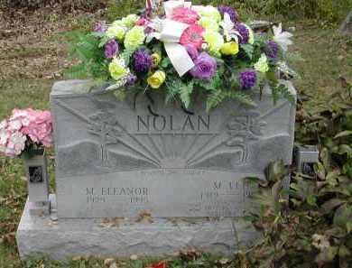 NOLAN, MARGARET ELEANOR - Gallia County, Ohio | MARGARET ELEANOR NOLAN - Ohio Gravestone Photos