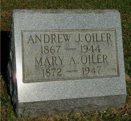 HUTCHINSON OILER, MARY ALICE - Gallia County, Ohio | MARY ALICE HUTCHINSON OILER - Ohio Gravestone Photos