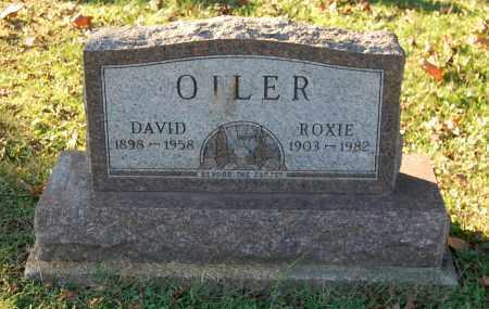 OILER, ROXIE - Gallia County, Ohio | ROXIE OILER - Ohio Gravestone Photos