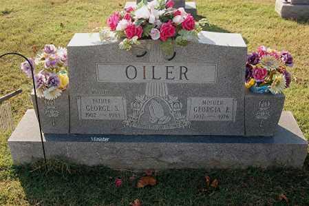 OILER, GEORGE - Gallia County, Ohio | GEORGE OILER - Ohio Gravestone Photos