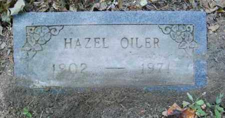 OILER, HAZEL - Gallia County, Ohio | HAZEL OILER - Ohio Gravestone Photos