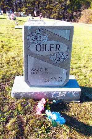 AMOS OILER, PLUMA M. - Gallia County, Ohio | PLUMA M. AMOS OILER - Ohio Gravestone Photos