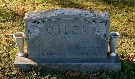 OILER, MARION F - Gallia County, Ohio | MARION F OILER - Ohio Gravestone Photos