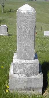 OWEN, EDWARD - Gallia County, Ohio | EDWARD OWEN - Ohio Gravestone Photos