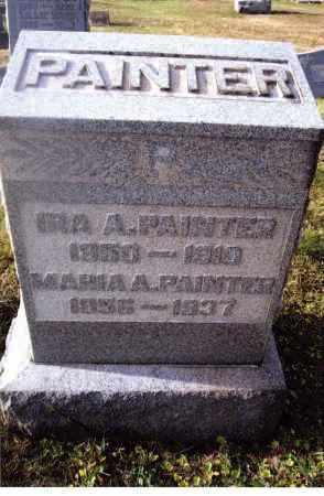 PAINTER, MARIA A. - Gallia County, Ohio | MARIA A. PAINTER - Ohio Gravestone Photos