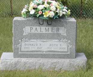 PALMER, RUTH E. - Gallia County, Ohio | RUTH E. PALMER - Ohio Gravestone Photos