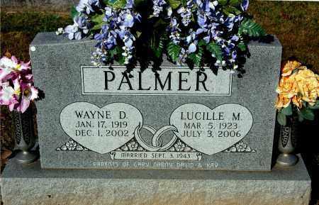 PALMER, WAYNE - Gallia County, Ohio | WAYNE PALMER - Ohio Gravestone Photos