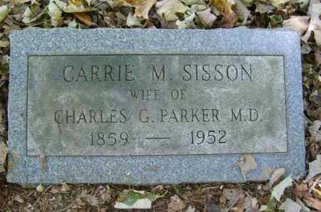 PARKER, CARRIE - Gallia County, Ohio | CARRIE PARKER - Ohio Gravestone Photos