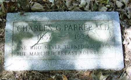 PARKER, CHARLES - Gallia County, Ohio | CHARLES PARKER - Ohio Gravestone Photos