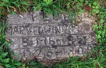 MCCANN PEDEN, MARY EDWINA - Gallia County, Ohio | MARY EDWINA MCCANN PEDEN - Ohio Gravestone Photos