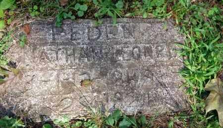 PEDEN, NATHAN LEONRD - Gallia County, Ohio | NATHAN LEONRD PEDEN - Ohio Gravestone Photos