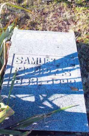 PEOPLES, SAMUEL M. - Gallia County, Ohio | SAMUEL M. PEOPLES - Ohio Gravestone Photos