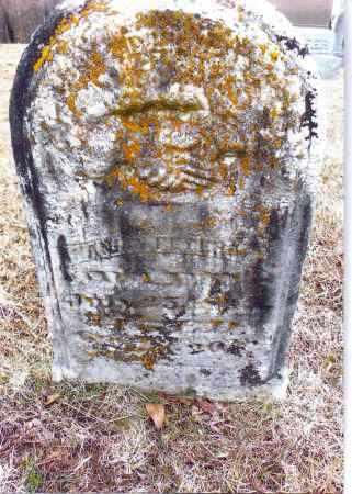PETERSON, ANANIAS - Gallia County, Ohio | ANANIAS PETERSON - Ohio Gravestone Photos