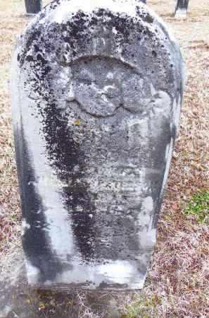PETERSON, JANE - Gallia County, Ohio | JANE PETERSON - Ohio Gravestone Photos