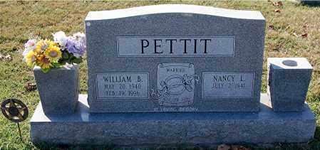 PETTIT, WILLIAM - Gallia County, Ohio | WILLIAM PETTIT - Ohio Gravestone Photos
