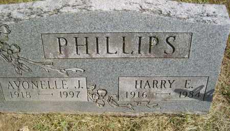 PHILLIPS, HARRY - Gallia County, Ohio | HARRY PHILLIPS - Ohio Gravestone Photos