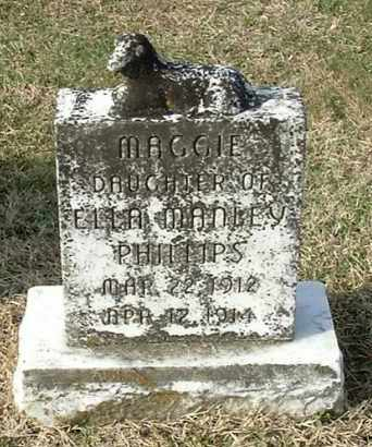 PHILLIPS, MAGGIE - Gallia County, Ohio | MAGGIE PHILLIPS - Ohio Gravestone Photos