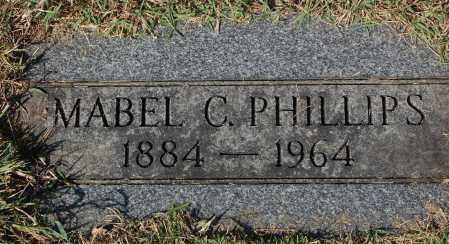 PHILLIPS, MABEL - Gallia County, Ohio | MABEL PHILLIPS - Ohio Gravestone Photos