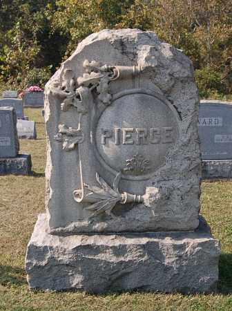 PIERCE, CLIFFORD (HEADSTONE) - Gallia County, Ohio | CLIFFORD (HEADSTONE) PIERCE - Ohio Gravestone Photos