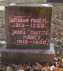 PINNEY, ABRAHAM - Gallia County, Ohio | ABRAHAM PINNEY - Ohio Gravestone Photos