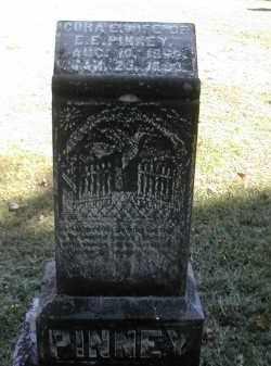 PINNEY, CORA - Gallia County, Ohio | CORA PINNEY - Ohio Gravestone Photos