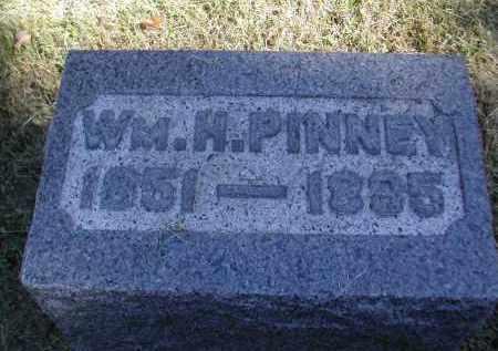 PINNEY, WILLIAM - Gallia County, Ohio | WILLIAM PINNEY - Ohio Gravestone Photos