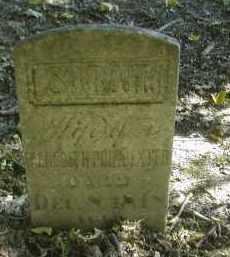 POINDEXTER, SARAH - Gallia County, Ohio | SARAH POINDEXTER - Ohio Gravestone Photos