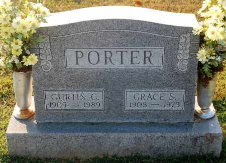 PORTER, CURTIS - Gallia County, Ohio | CURTIS PORTER - Ohio Gravestone Photos