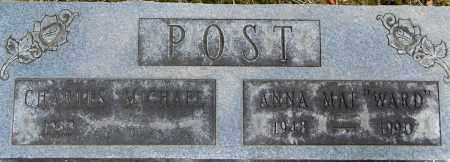 WARD POST, ANNA - Gallia County, Ohio   ANNA WARD POST - Ohio Gravestone Photos