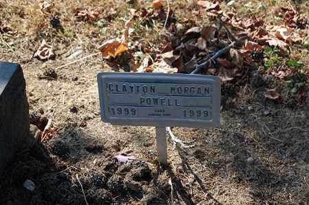 POWELL, CLAYTON - Gallia County, Ohio | CLAYTON POWELL - Ohio Gravestone Photos