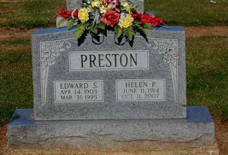 PRESTON, HELEN P - Gallia County, Ohio | HELEN P PRESTON - Ohio Gravestone Photos