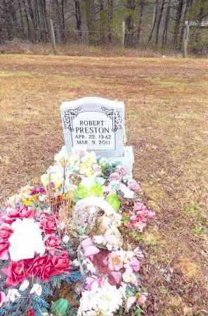 PRESTON, ROBERT - Gallia County, Ohio   ROBERT PRESTON - Ohio Gravestone Photos