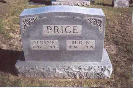 PRICE, FLOSSIE - Gallia County, Ohio   FLOSSIE PRICE - Ohio Gravestone Photos