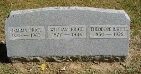 PRICE, WILLIAM - Gallia County, Ohio | WILLIAM PRICE - Ohio Gravestone Photos