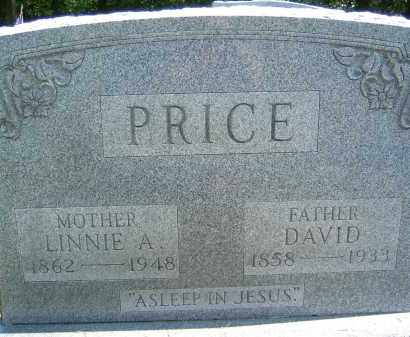 PRICE, LINNIE A. - Gallia County, Ohio | LINNIE A. PRICE - Ohio Gravestone Photos