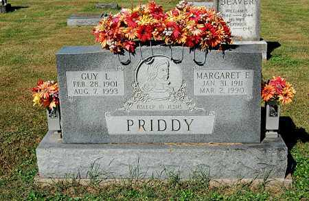 PRIDDY, GUY L - Gallia County, Ohio | GUY L PRIDDY - Ohio Gravestone Photos