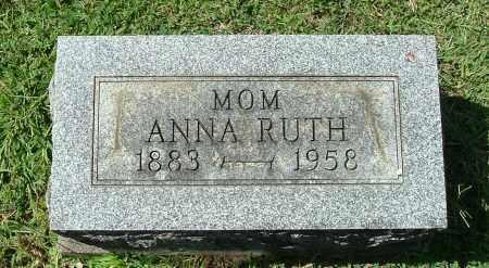 PRIODE, ANNA RUTH - Gallia County, Ohio | ANNA RUTH PRIODE - Ohio Gravestone Photos