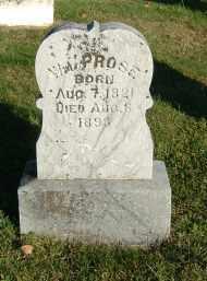 PROSE, WM - Gallia County, Ohio | WM PROSE - Ohio Gravestone Photos
