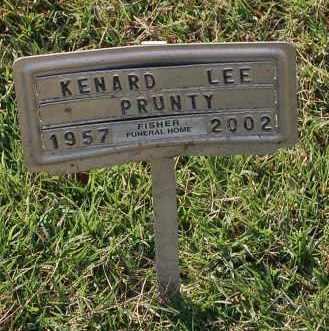 PRUNTY, KENARD - Gallia County, Ohio | KENARD PRUNTY - Ohio Gravestone Photos