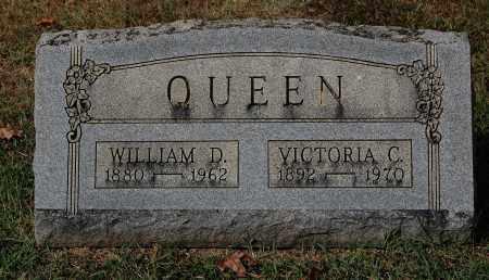 QUEEN, VICTORIA C. - Gallia County, Ohio   VICTORIA C. QUEEN - Ohio Gravestone Photos